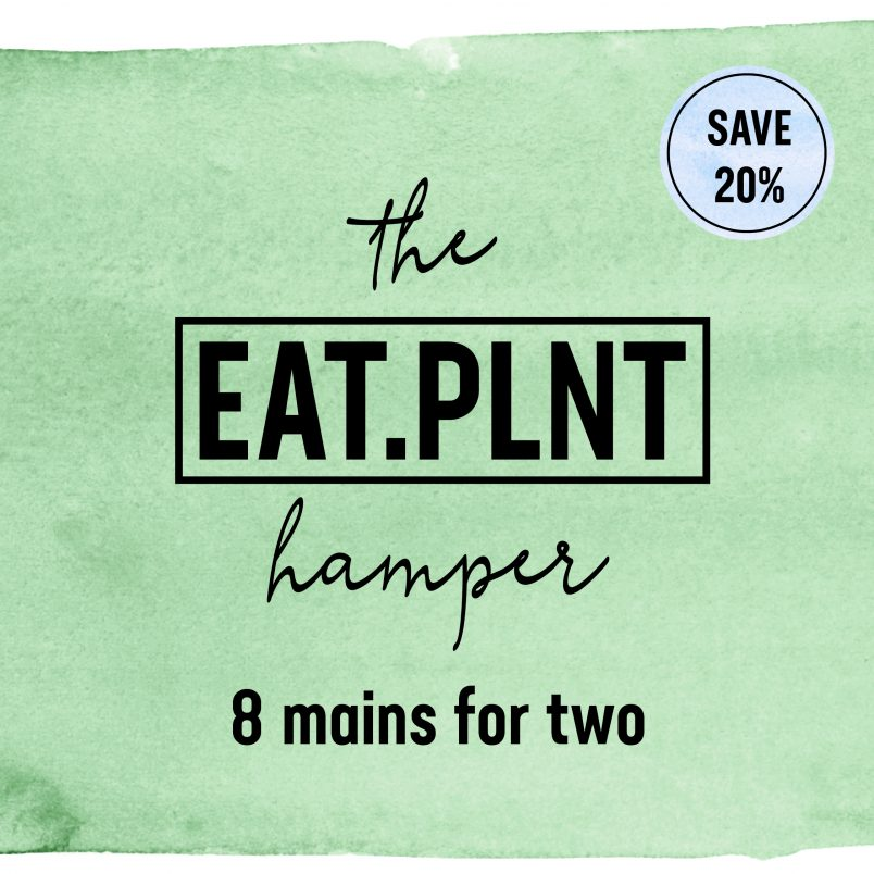 eatplnt frozen ready meal offer